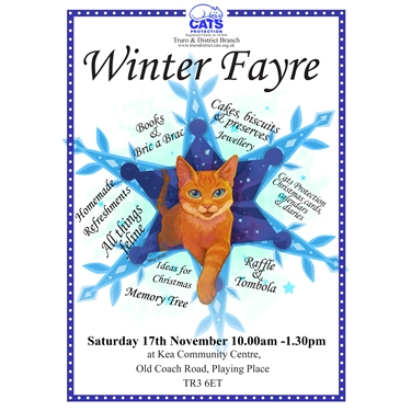 Winter Fayre, the Results