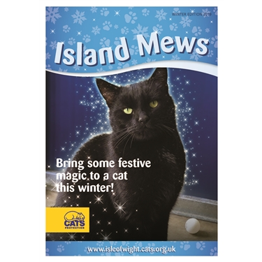 The Winter edition of our IOW Newsletter is now out!