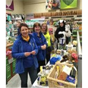 Pets at Home Weekend raises £227