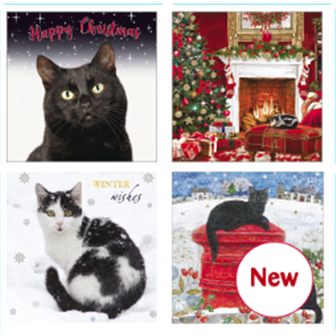 Stock up on CP Christmas cards, Calendars and Diaries!