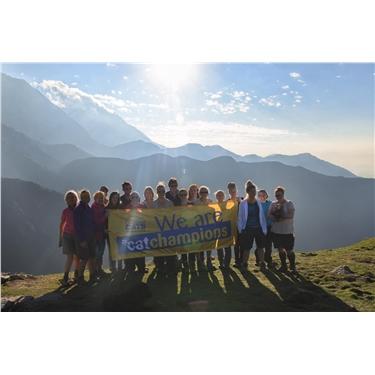 CP Himalayan Tiger Trek 2017