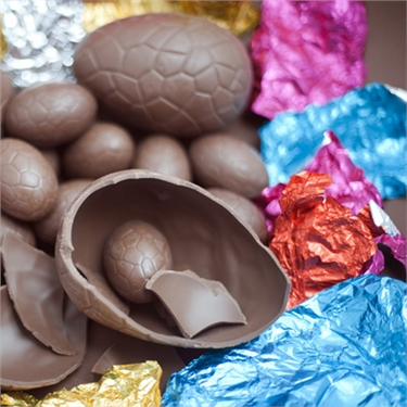 This Easter - keep chocolate away from your pets