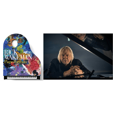 Bid for the opportunity to meet Rick Wakeman - Still time to bid in our Silent Auction!