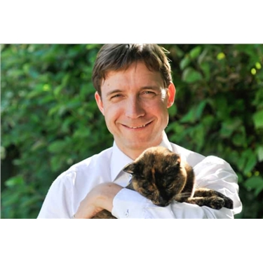 Introducing Cats Protection new Chief Executive... James Yeates.