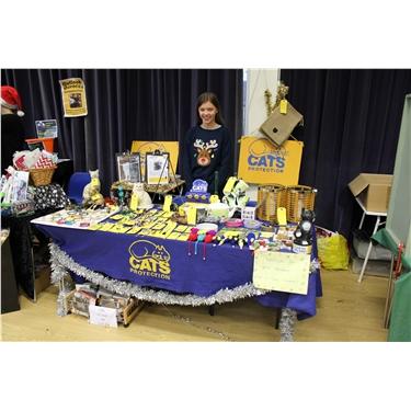 The Beaconsfield School PTFA Xmas Market