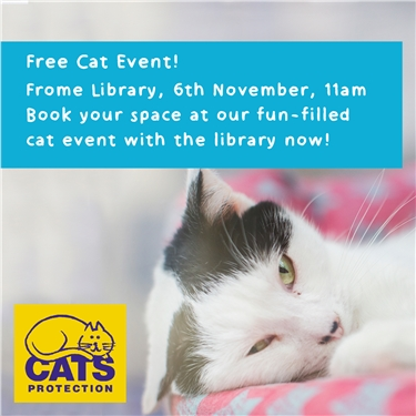 Fun Event for Children at Frome Library