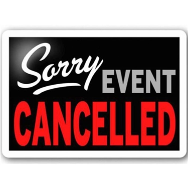 ** SPRING FAYRE - CANCELLED **