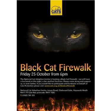 Black Cat Firewalk