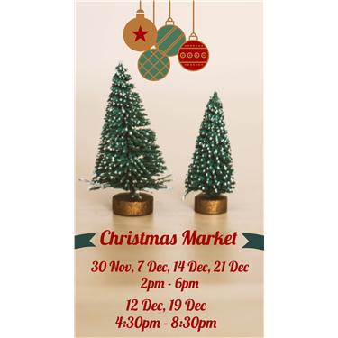 Court Farm Garden Centre Christmas Market