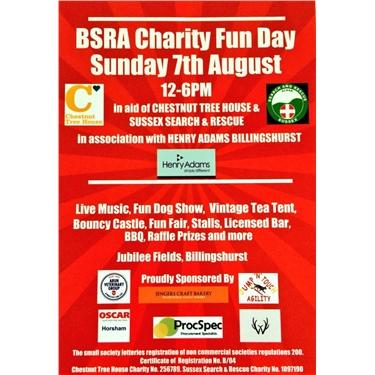 BSRA Charity Fun Day 2016