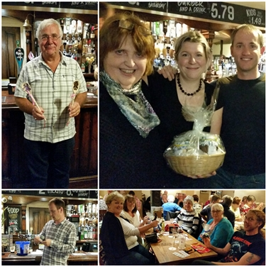 Awesome August quiz raises more cash for the kitty