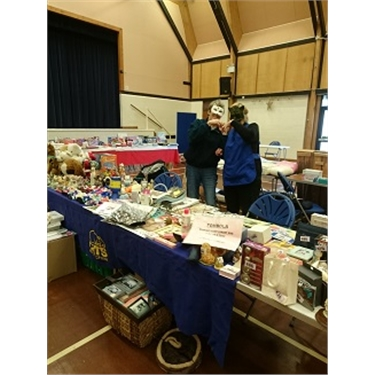 Hayling Island Lions Christmas Fayre