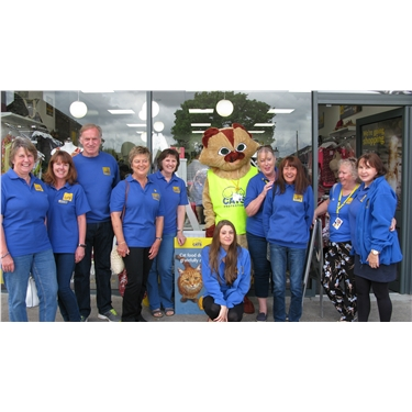 The Horsham Cats Protection Charity Shop is Now Open!