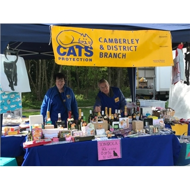 Good day for a tombola