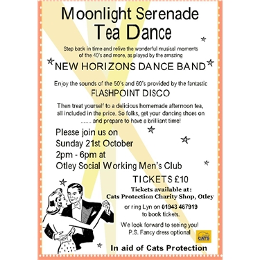 Moonlight Serenade Tea Dance