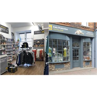 Refurbished Charity Shop