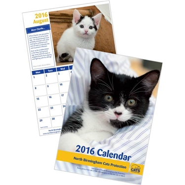 2016 Calendar - chance to coo about what we do ...