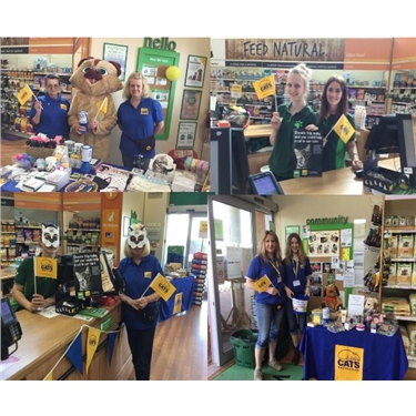 Pets at Home June Fundraiser
