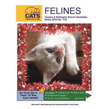 Felines Winter 2015