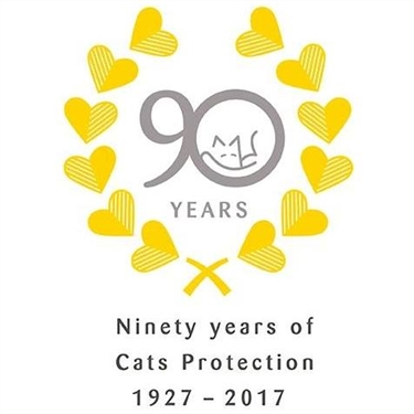 Cats Protections's 90th Birthday Celebration Text Campaign!