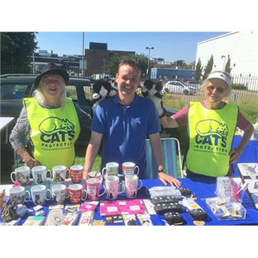 Fundraising success at Stevenage Dogwatch Carnival 2017
