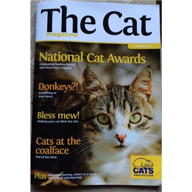 The Cat magazine featuring Gosport CP