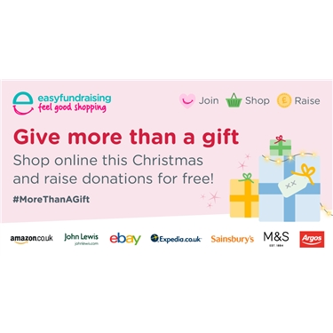 Shop online & raise donations for FREE