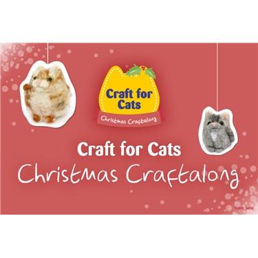 Craft for Cats Christmas Craftalong