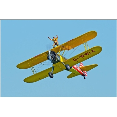 Wingwalk to support us