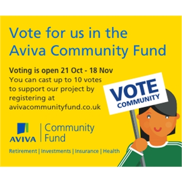 Vote for Gosport CP in the Aviva Community Fund