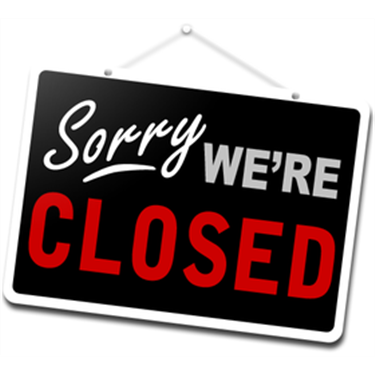 Closed to enquiries 15th/16th May