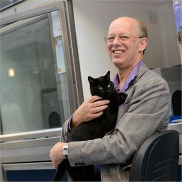 Chief Executive says farewell to Cats Protection