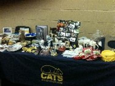 Caledonian Cat Club Show