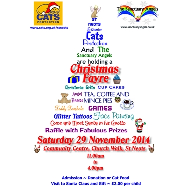 Christmas Fayre, St Neots