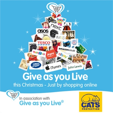 Give as You Live Christmas
