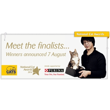 National Cat Awards - winners announced
