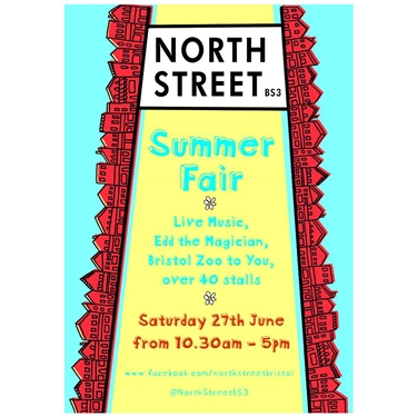 North Street Summer Fair