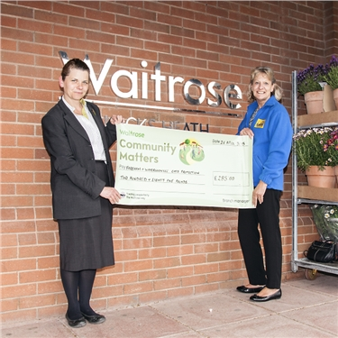 Waitrose Green Token Scheme