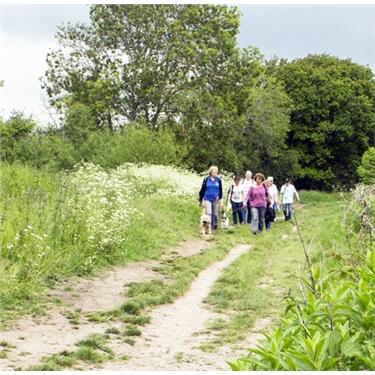 Spring Walk Titchfield Haven