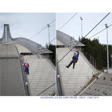 Holmenkollen Zipline