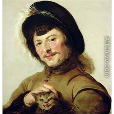 Cat loving men get the girls
