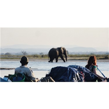 Are you up to the Zambezi River Fundraising Challenge?