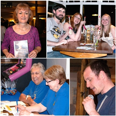 May pub quiz - good fun and feline funds topped-up