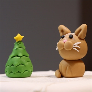 Festive Feline Fruit Cake - Kitty Bakes episode five