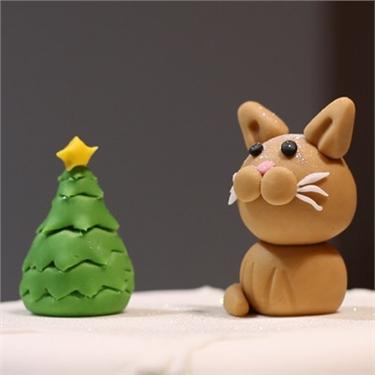 Festive Feline Fruit Cake - Kitty Bakes episode five