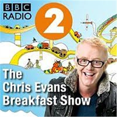 BBC Radio 2 Breakfast Show - 9 Jan 2018