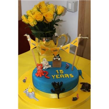 CP Gateshead & Newcastle Branch Celebrates its 15th Anniversary
