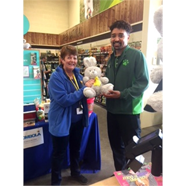 Pets at Home Fundraising Weekend 2018 - Thank you
