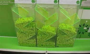 Asda Green Charity Tokens