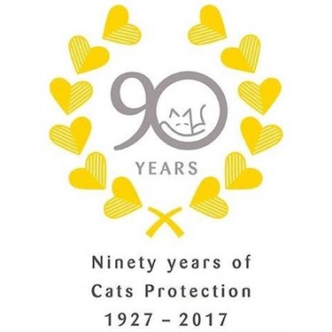 Donate £5 to mark 90 years of Cats Protection